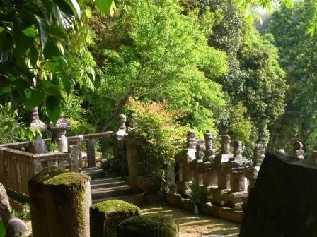 薩州島津家の墓.jpg